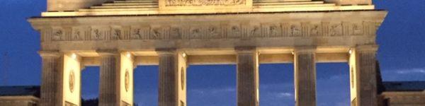 Berlijn is relaxed reizen naar en in de stad